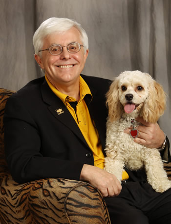 Neil C. Olson, DVM, PhD, dean of the University of Missouri College of Veterinary Medicine