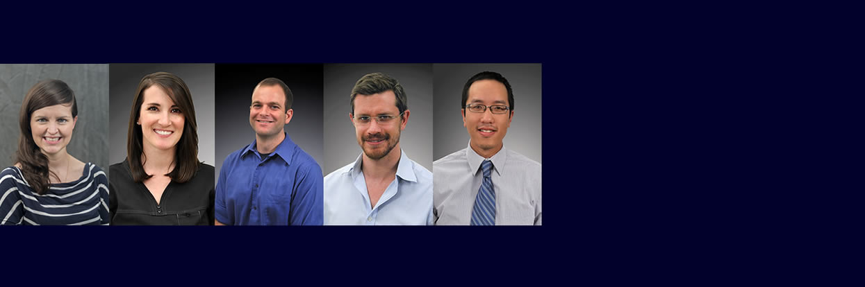 New Faculty Join the Veterinary Health Center