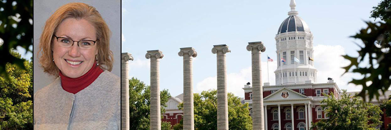 CVM Alumna Fales-Williams Takes Leadership Post at Iowa State