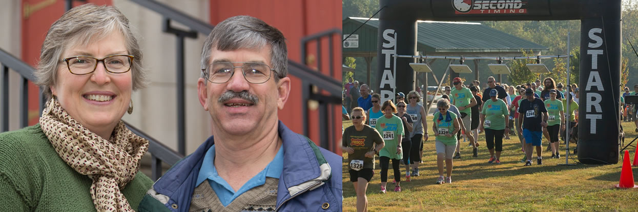 Fifth Annual Ranney Run Honors Late Mizzou Alumni
