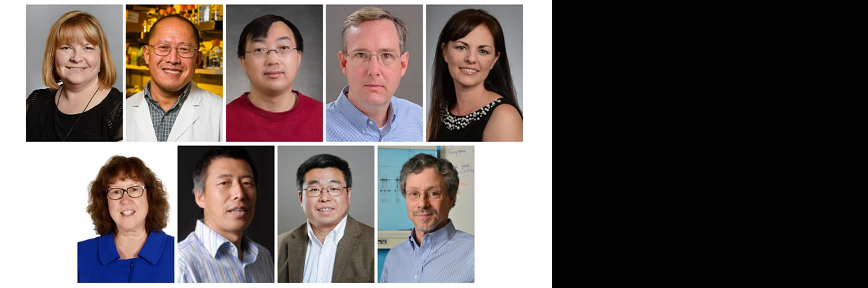 Nine MU Faculty Named Curators' Distinguished Professors