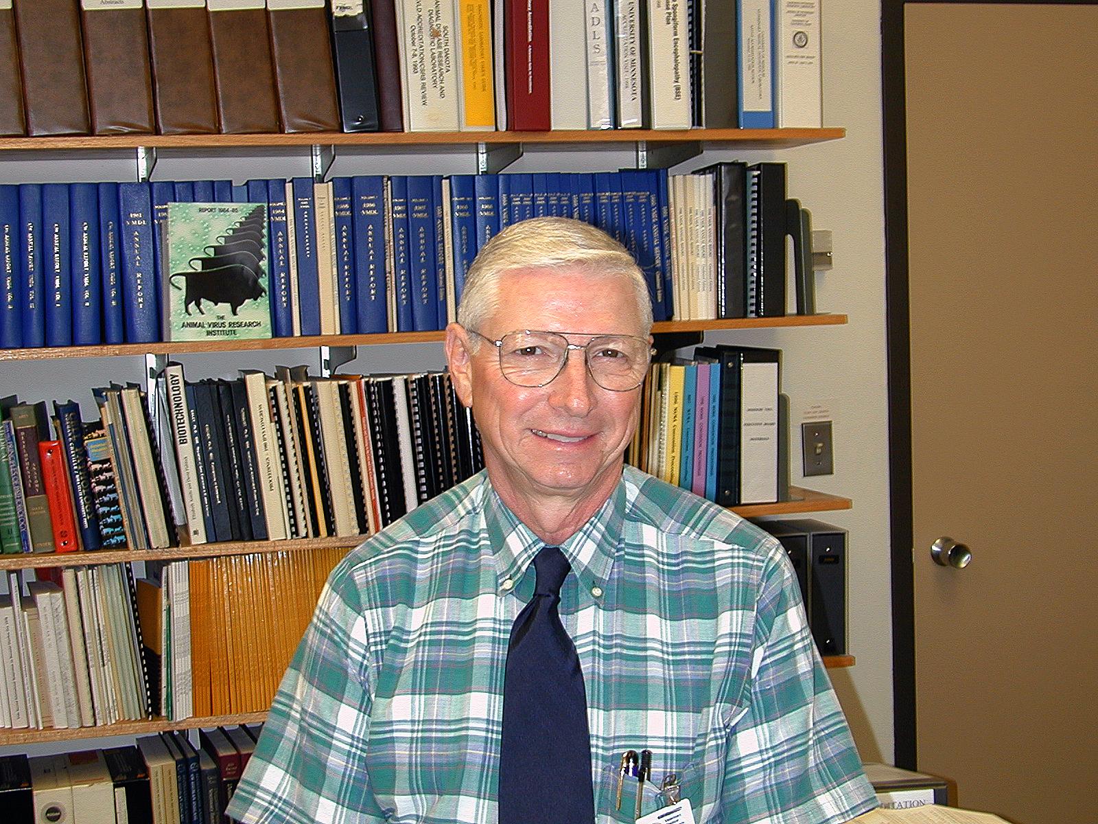 Harvey S. Gosser, DVM, MS, PhD
