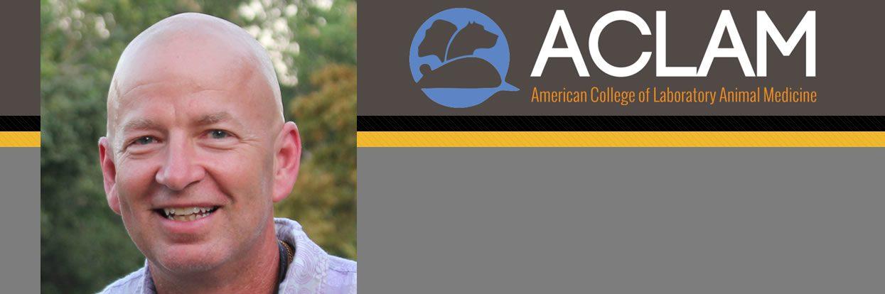 MU CVM's Franklin Earns ACLAM Mentor Award