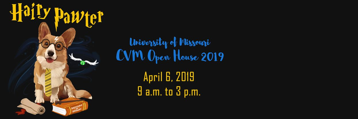 Don't Miss this Year's College of Veterinary Medicine Open House