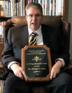 Professor Emeritus William Fales